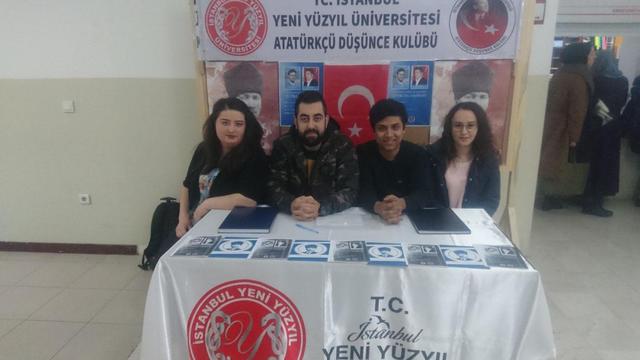 Yeni Yüzyıl Üniversitesi Zeytin Dalı Harekatını konuşacak