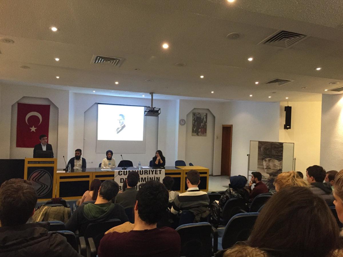 Sakarya Üniversitesi ADT yeni dönem tanışma toplantısında buluştu