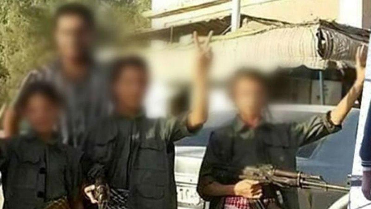 PKK Afrin'de 211 çocuğu katletti