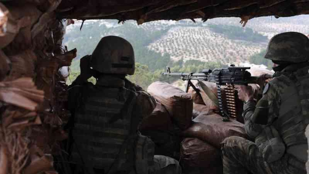 Afrin'de 44. gün: 2612 terörist etkisiz