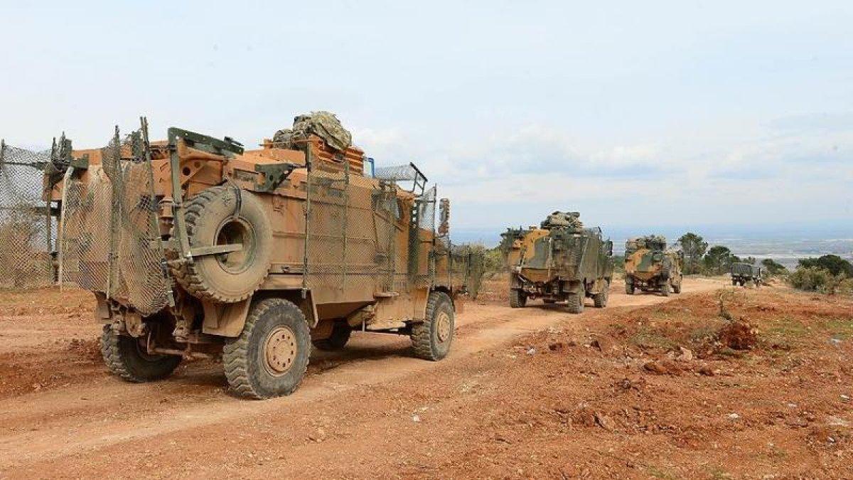 Afrin'de 47. gün: 2.940 terörist etkisiz hale getirildi