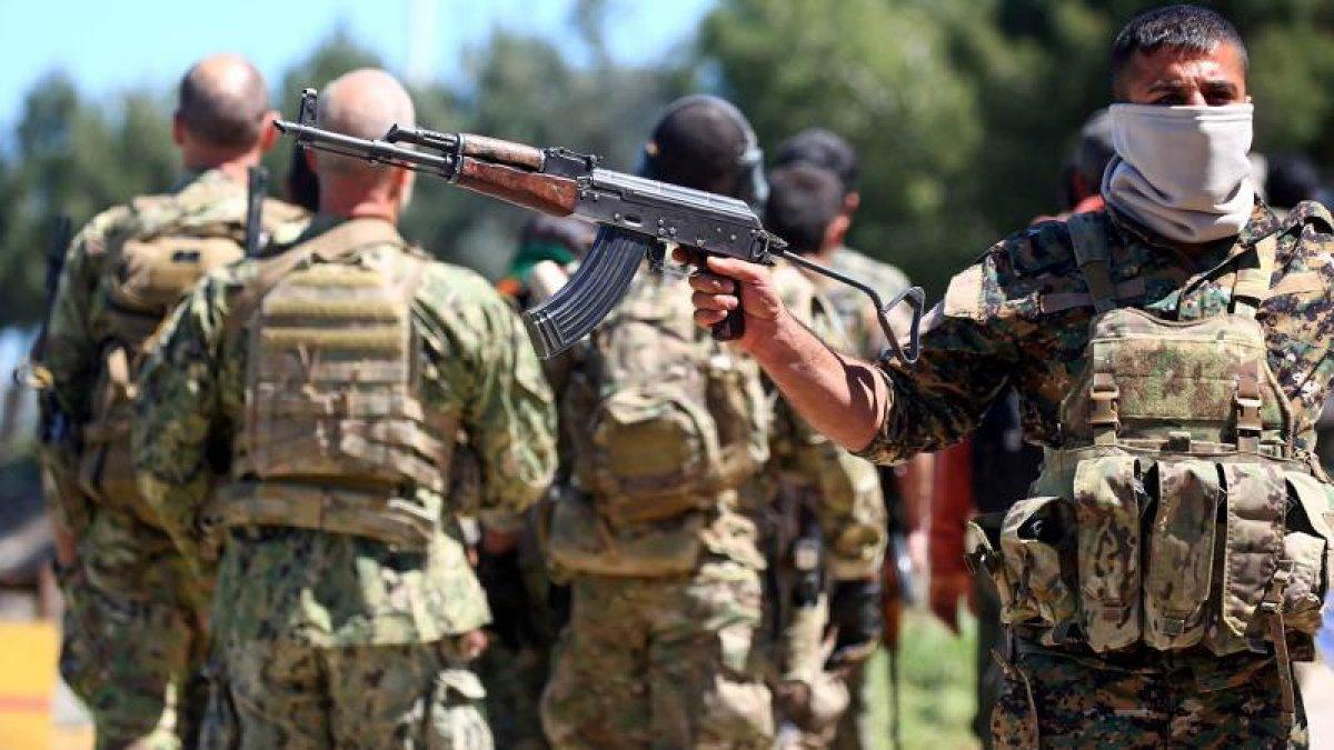 ABD'nin Afrin'de Mehmetçiğe karşı planları devam ediyor!