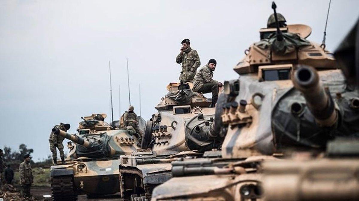 Zeytin Dalı Harekatında 94 terörist daha etkisizleştirildi