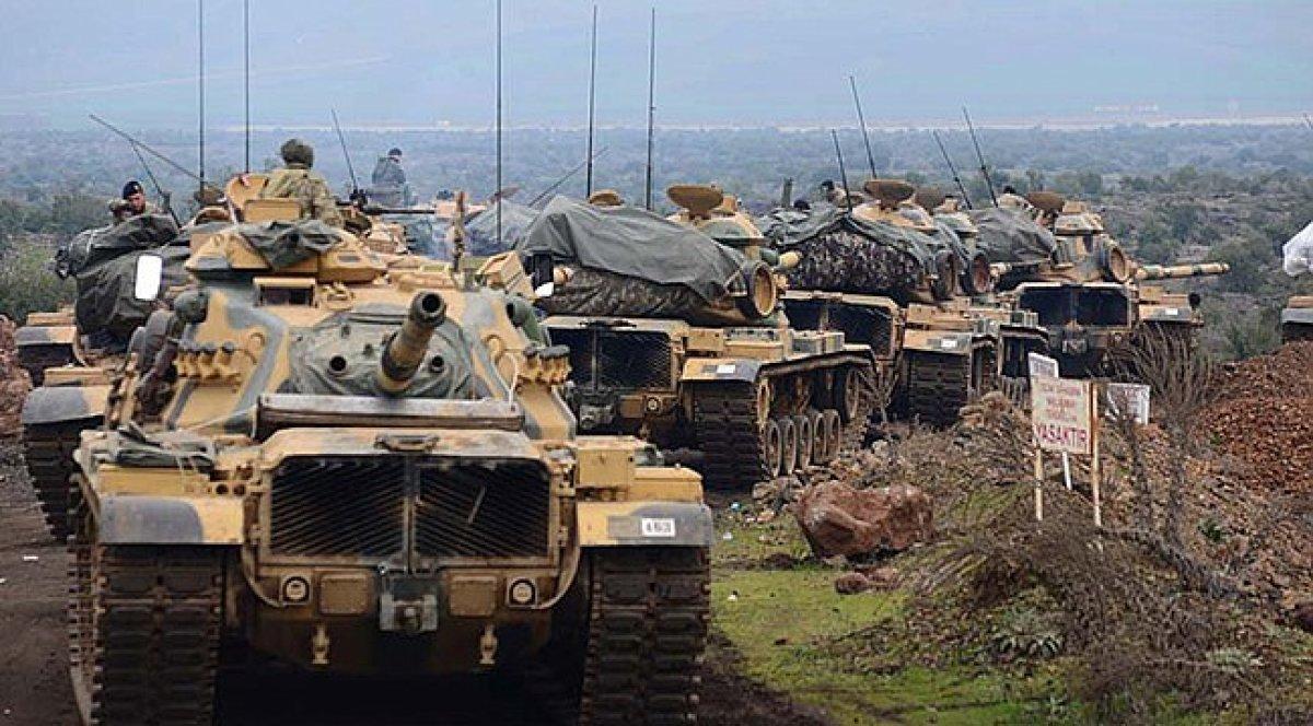 Mehmetçik Afrin sınırına dayandı!