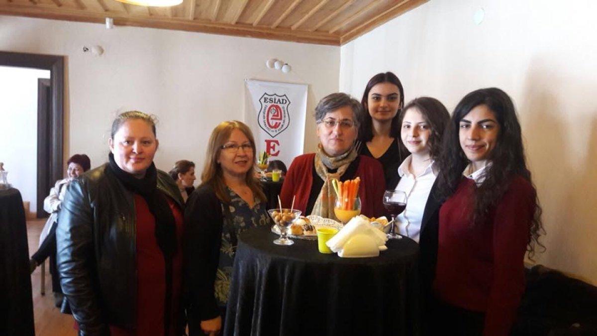 Türkiye Gençlik Birliği Eskişehir, Eskişehir Sanayi ve İş Adamları Derneği