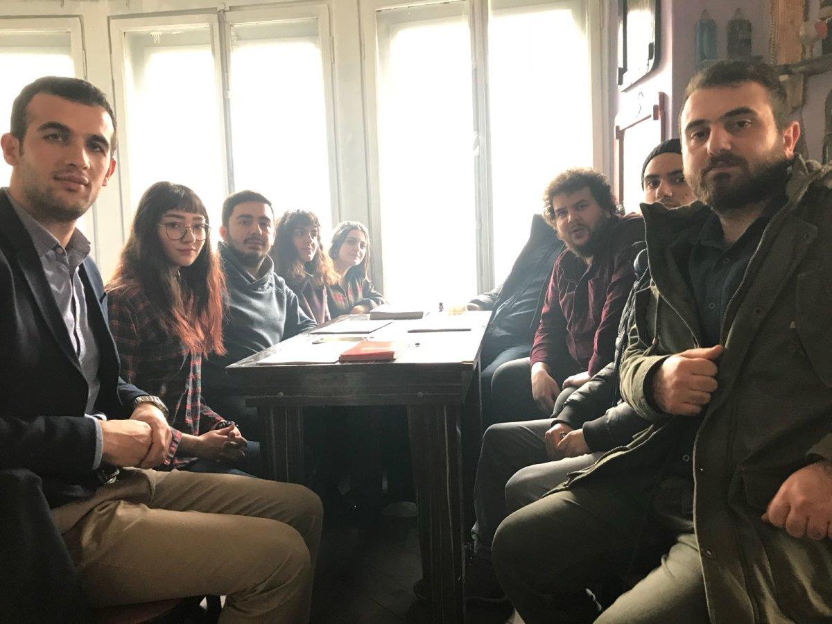 TGB Erzurum yeni döneme yeni görevlendirmelerle başladı