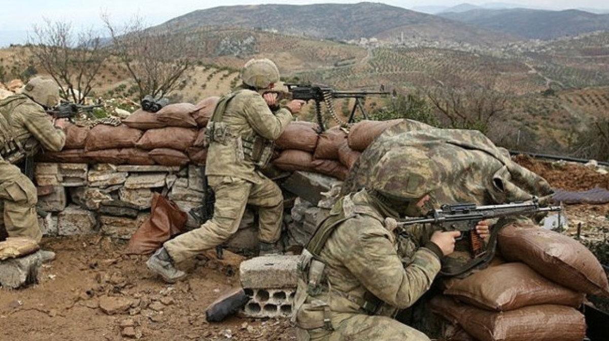 Afrin'de çember daralıyor: 3.444 terörist etkisiz!