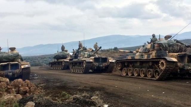 Afrin'de 56. gün: 3530 terörist etkisiz