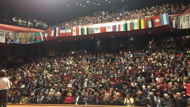Uluslararası Anti-emperyalist Gençlik Buluşması'nın ilk günü tamamlandı