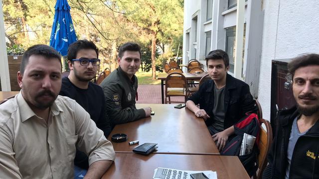 TGB Trabzon gündemi değerlendirdi