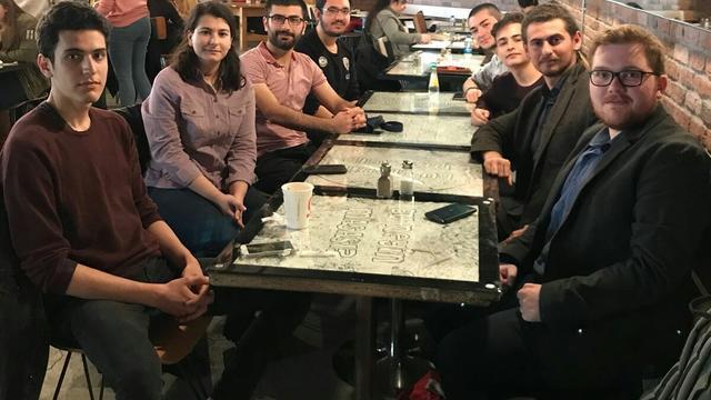 TGB İstanbul Kültür Üniversitesi Birim Örgütü kuruldu