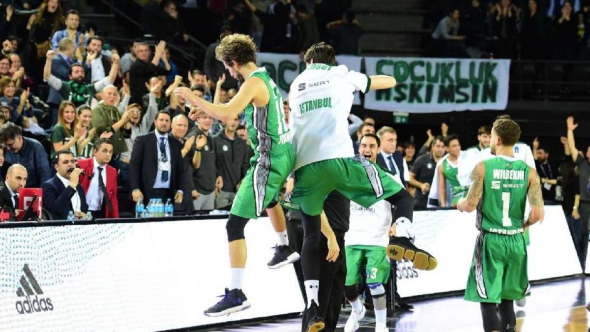 Darüşşafaka'dan gururlandıran başarı: Avrupa şampiyonu!