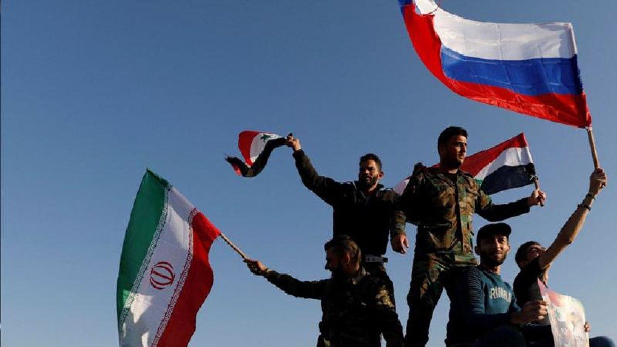 Emperyalist saldırıya karşı Suriye halkı sokağa iniyor!
