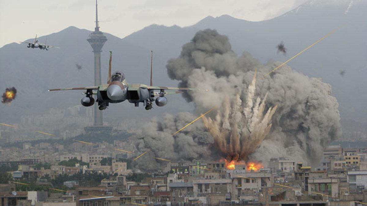 Suriye'ye yapılan emperyalist saldırıyı alkışladılar!