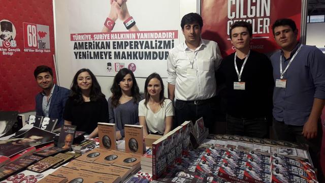 TGB İzmir Suriye'ye selam gönderdi!
