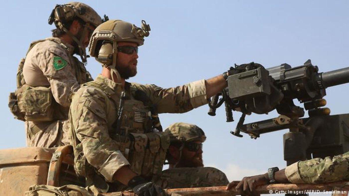 ABD'den Suriye'ye yönelik saldırının ardından 'askerleri çekmeme' kararı