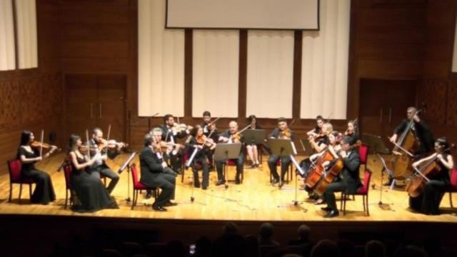 Görev Vakfı'ndan İzmir'de bahar konseri