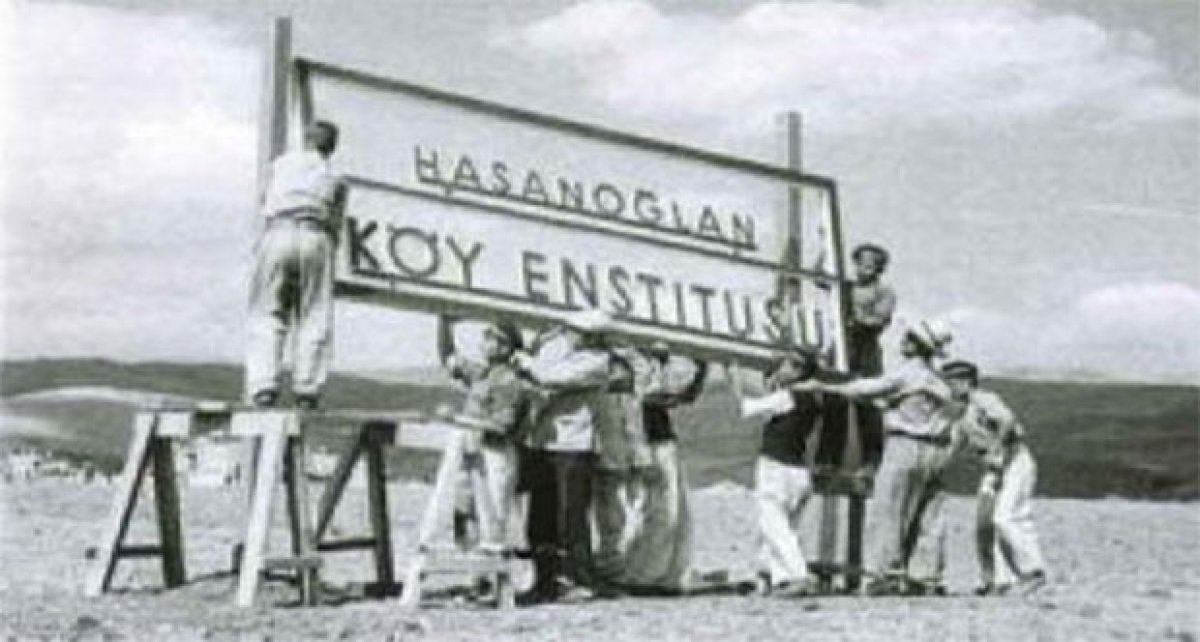 Cumhuriyetin aydın ocağı: Köy Enstitüleri