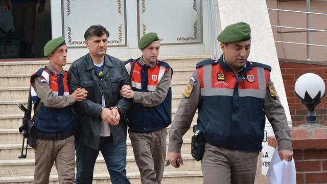 Askeri casusluk kumpasının savcısı yakalandı!