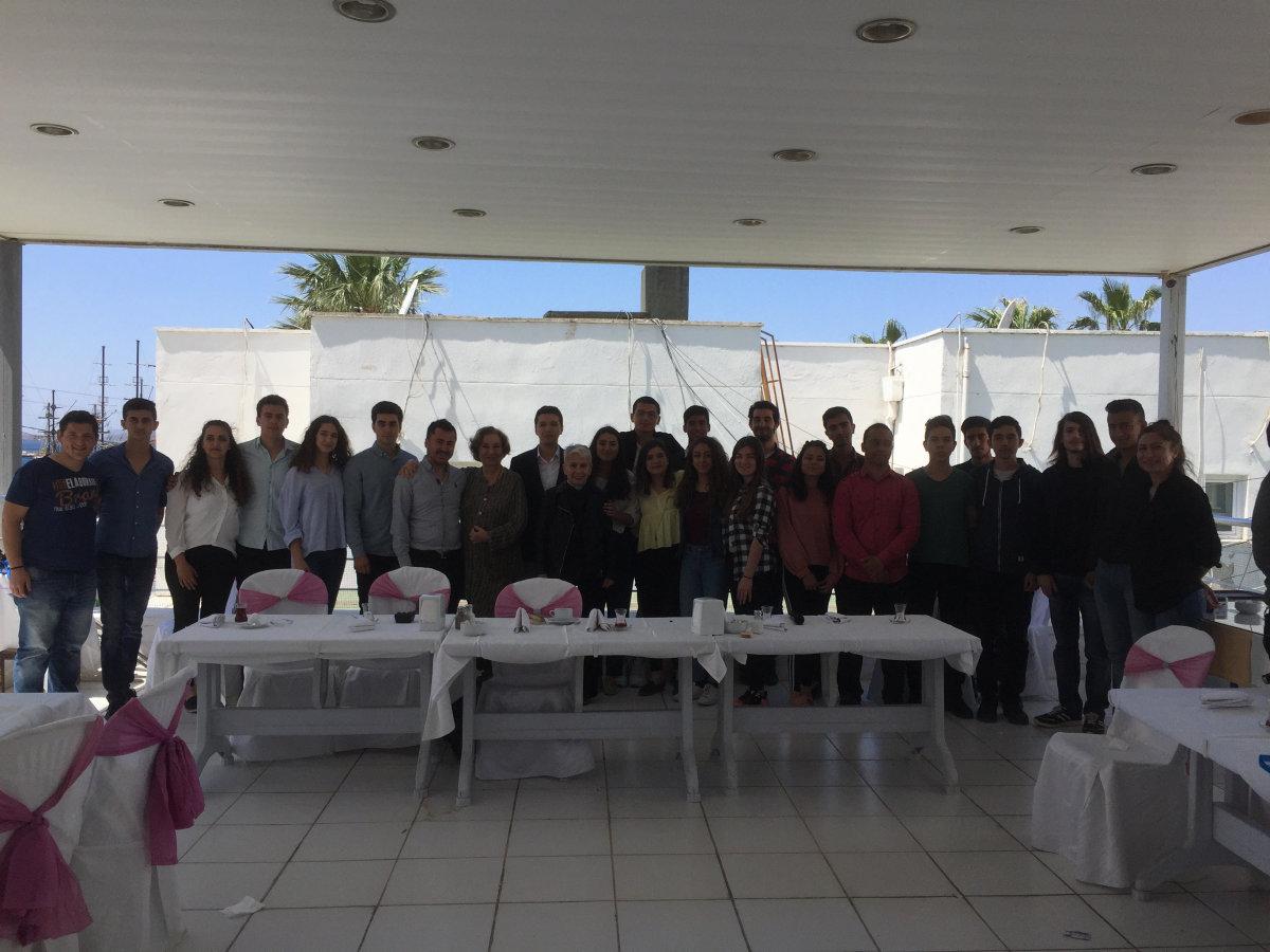 TGB Muğla Dayanışma kahvaltısı vatanseverleri buluşturdu