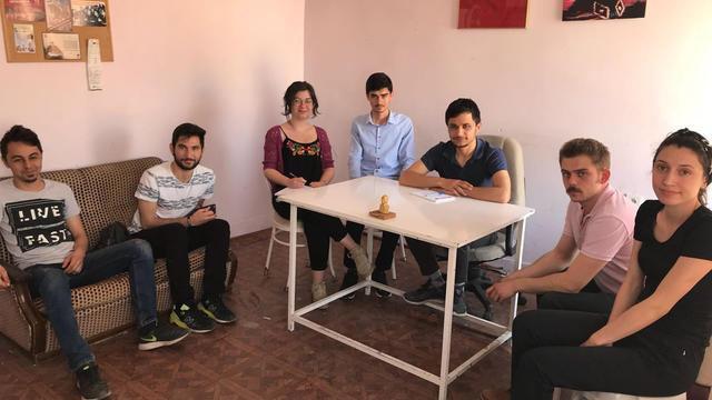 TGB Kırıkkale yönetimi siyasi gündemi değerlendirdi