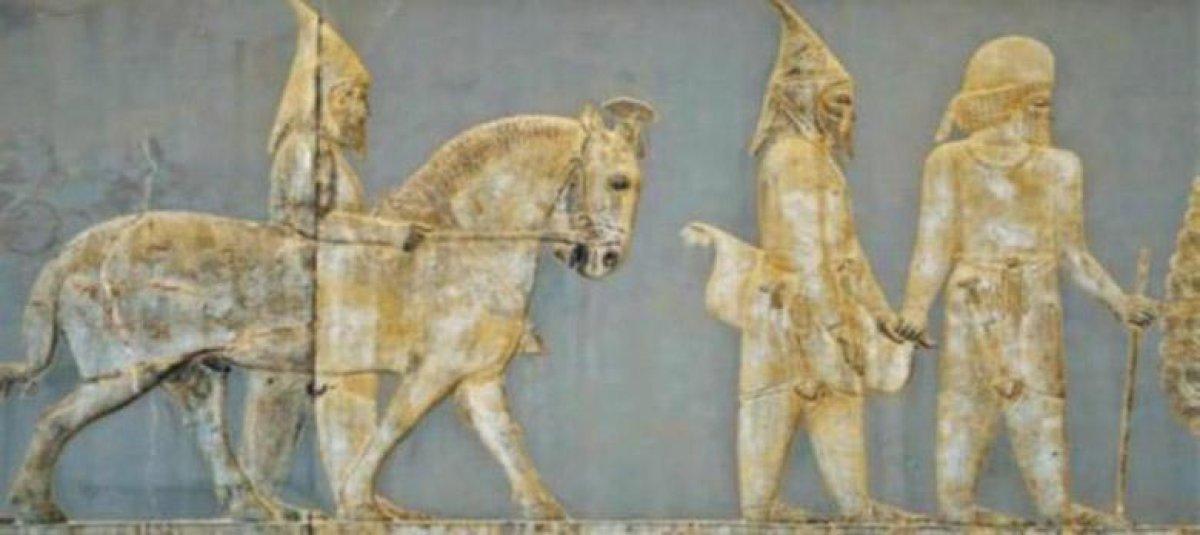 2 bin 600 yıllık Türk tasvirleri