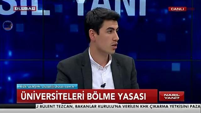 """""""Üniversitelerin ihtiyacı Atatürkçü eğitim politikası"""""""