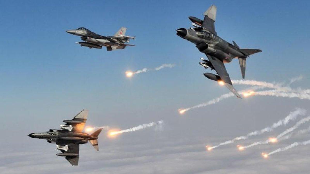 Irak'ın kuzeyinde PKK'ya büyük darbe