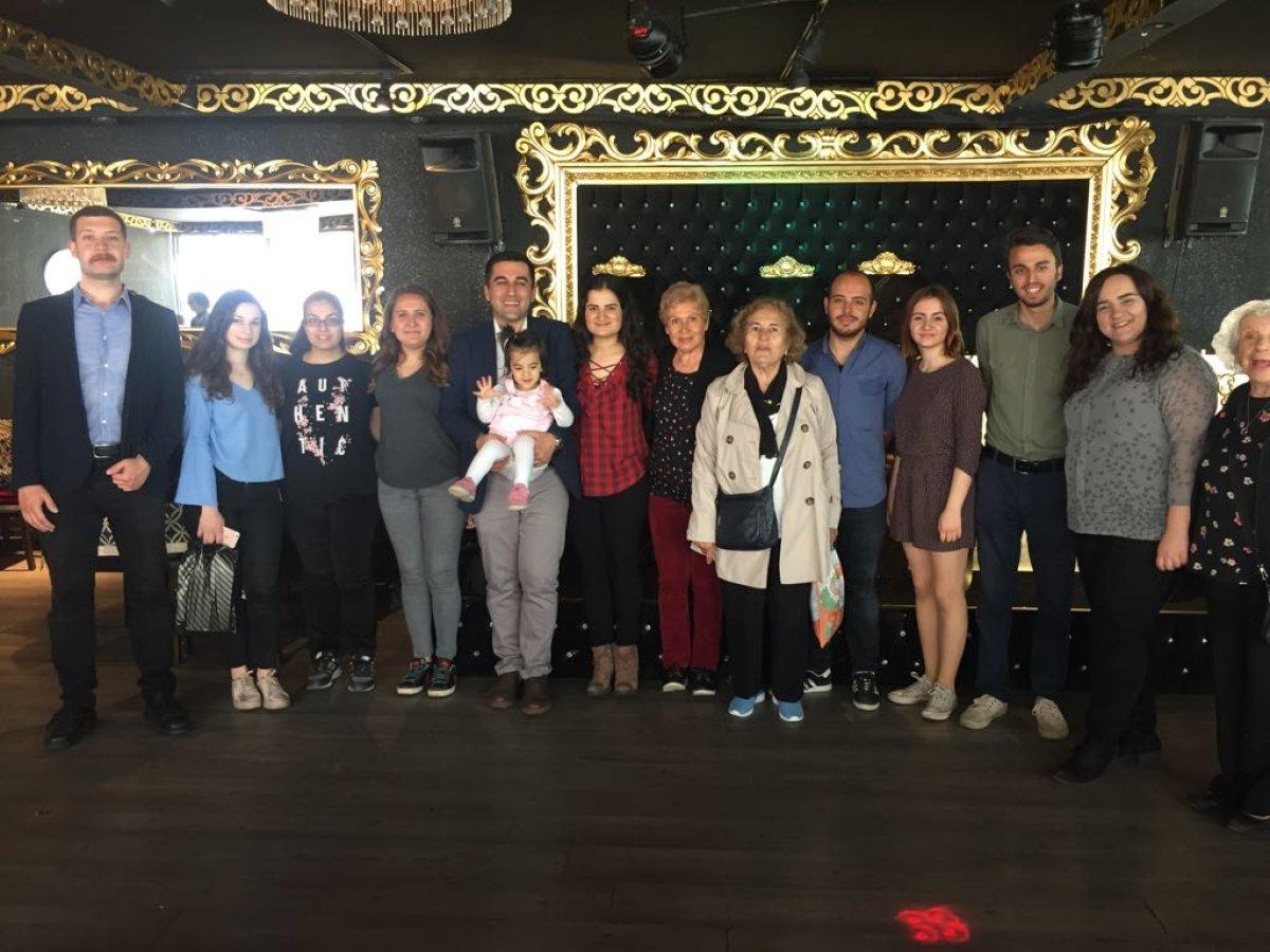 Vatanseverler Ulusal Kanal Dayanışma Kahvaltısında buluştu