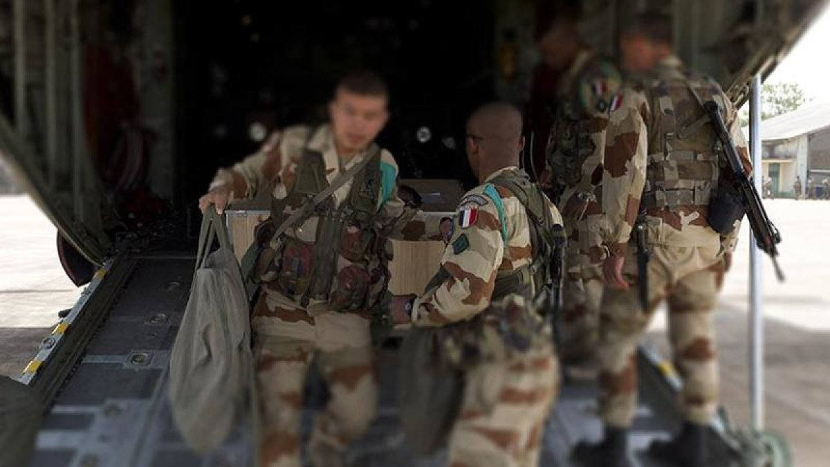Fransa'dan PKK'ya destek