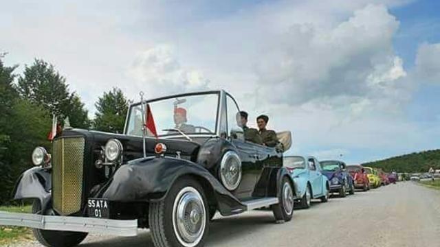 Atatürk'ün kullandığı Kurtuluş Yolu'na çıkarma yaptılar