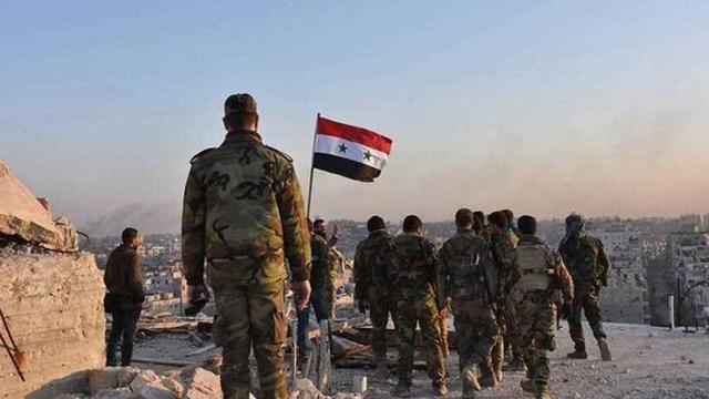 Şam teröristlerden temizlendi!
