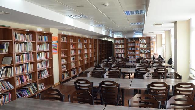 Beylikdüzü'nde yeni nesil kütüphane