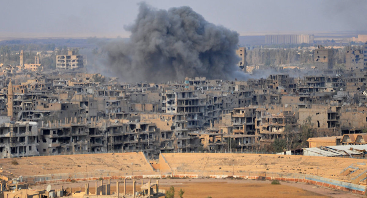 Terör örgütü PKK Deyr ez Zor'da Suriye ordusuna saldırdı