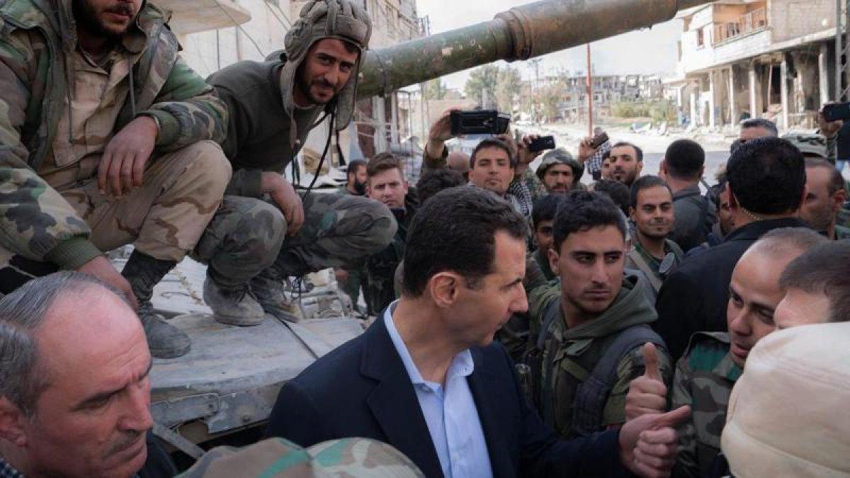 Esad'dan YPG'ye ültimatom: Gerekirse güç kullanırız!