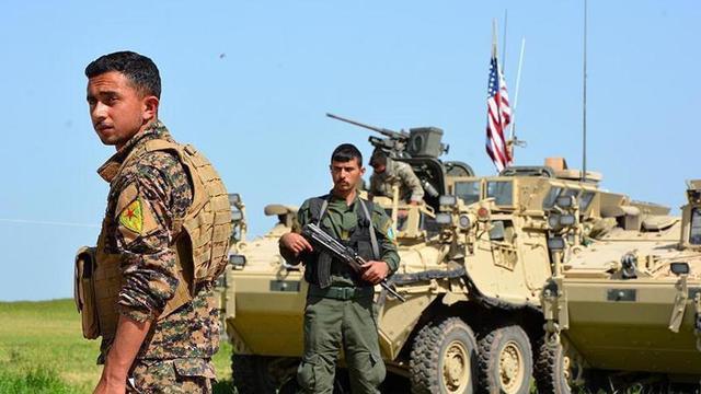 ABD'den PKK/PYD'ye 250 TIR ağır silah