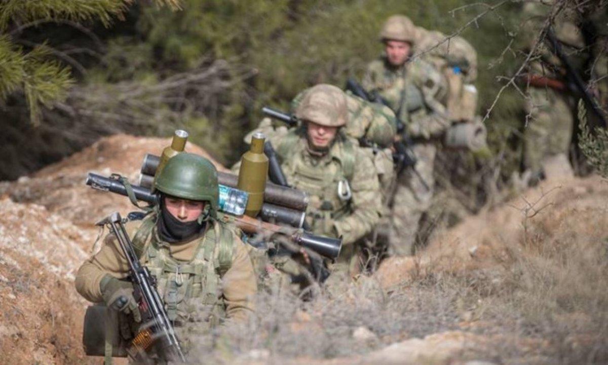 PKK'ya büyük darbe: 4.519 terörist etkisizleştirildi!
