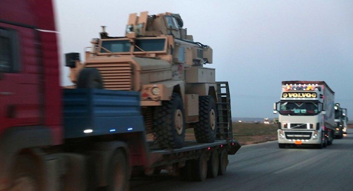 ABD'den PKK'ya 200 TIR silah yardımı