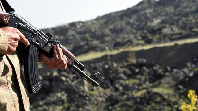 PKK'nın lojistik sorumlusu öldürüldü