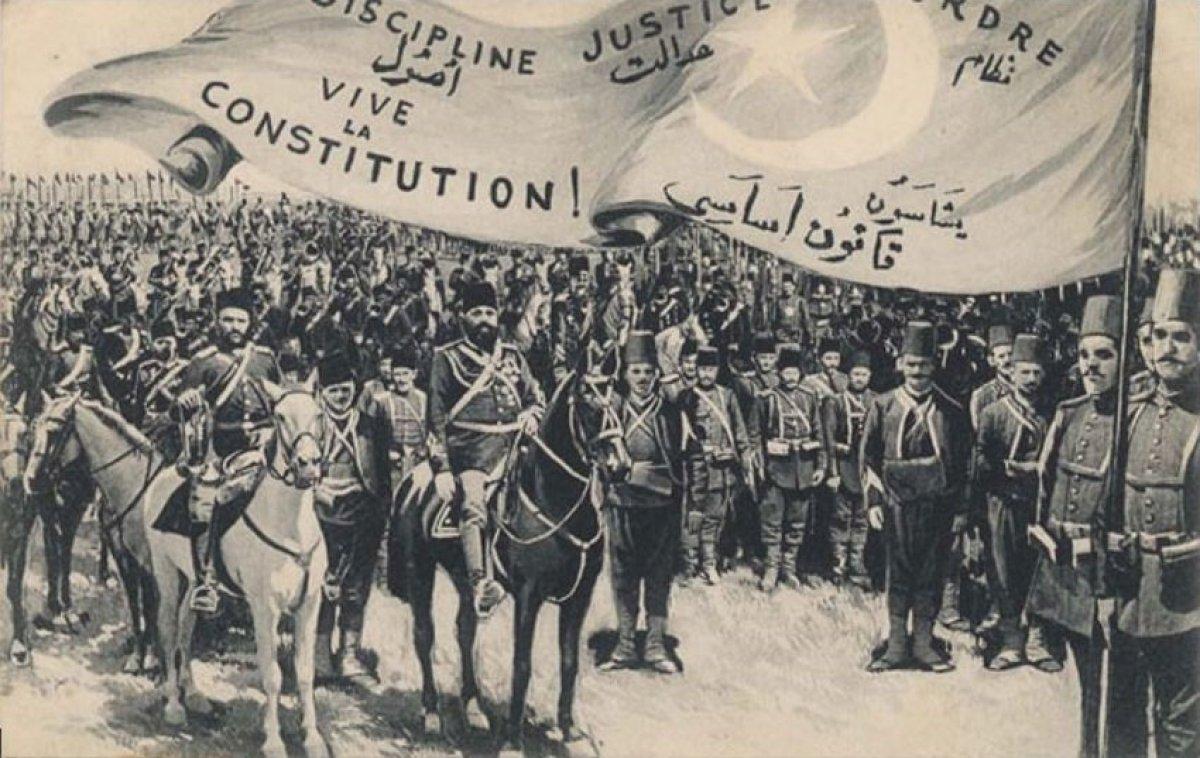 1908 Hürriyet Devrimi ve Halk Desteği