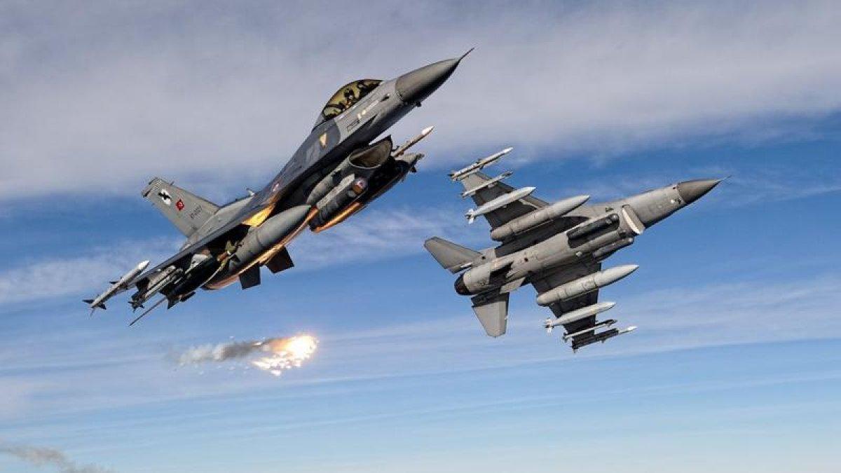 Mehmetçik'ten Kandil'e hava operasyonu