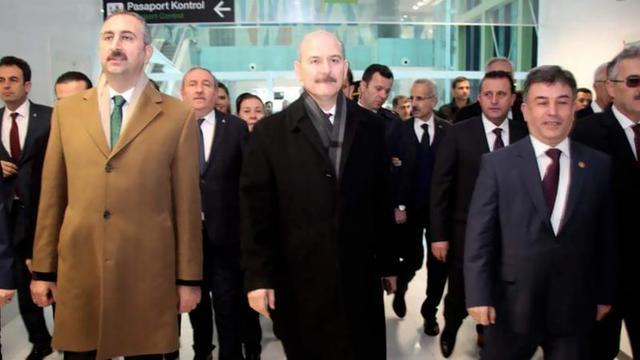 ABD Türk bakanların mallarına el koydu!