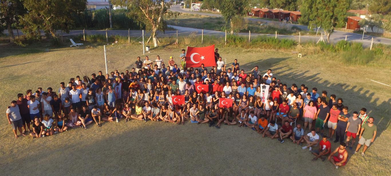 TGB Geleneksel Yaz Kampı sona erdi