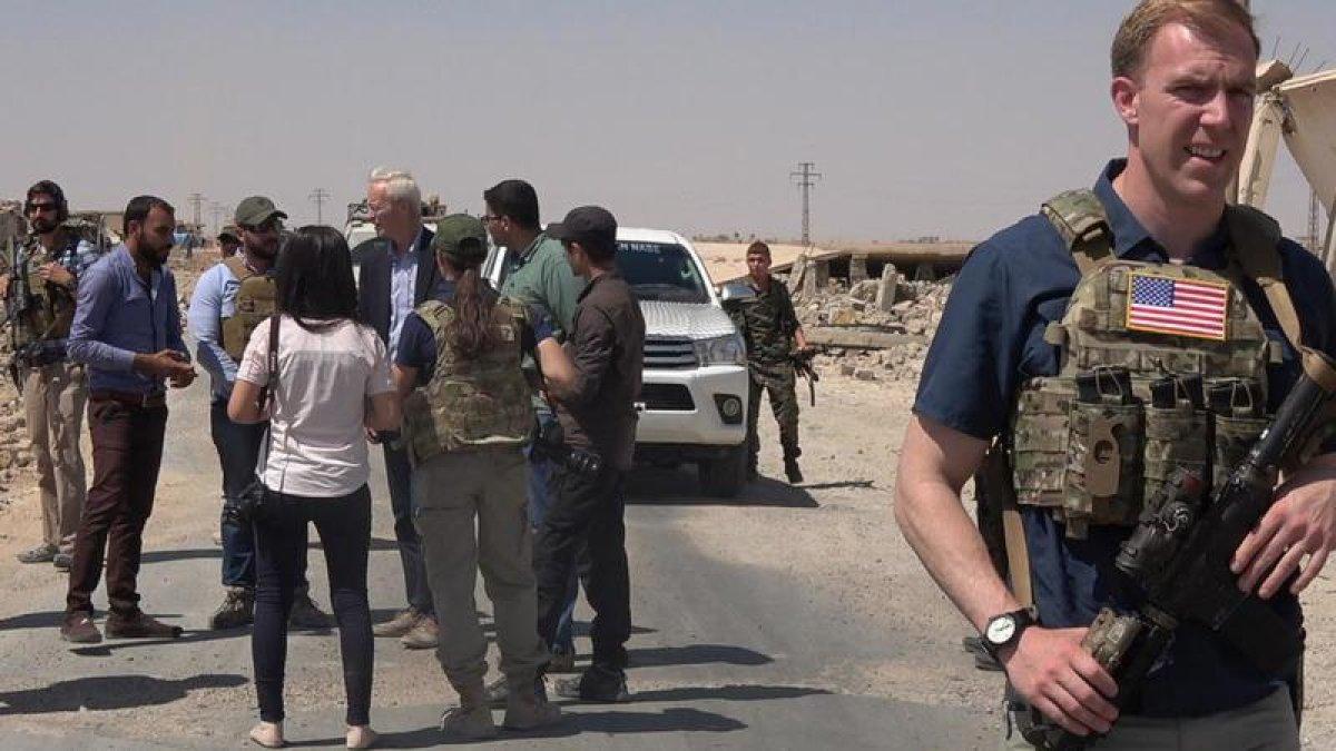 ABD'den alçak açıklama: Suriye'den çıkmayacağız!