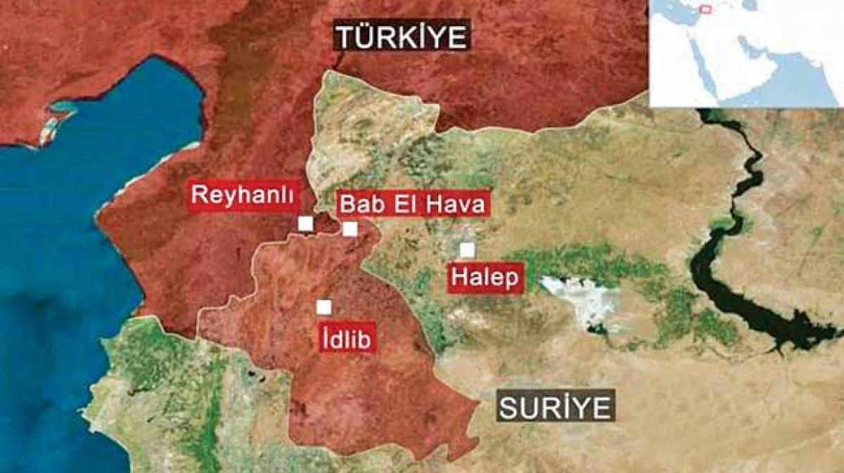 İdlib'de çözüm Türkiye için çözüm