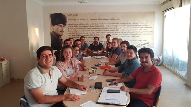 TGB İzmir yeni dönem çalışmalarını başlattı