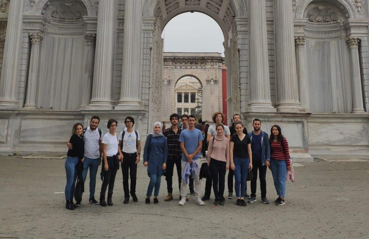 Boğaziçi ADK İstanbul'da kültür gezisi düzenledi