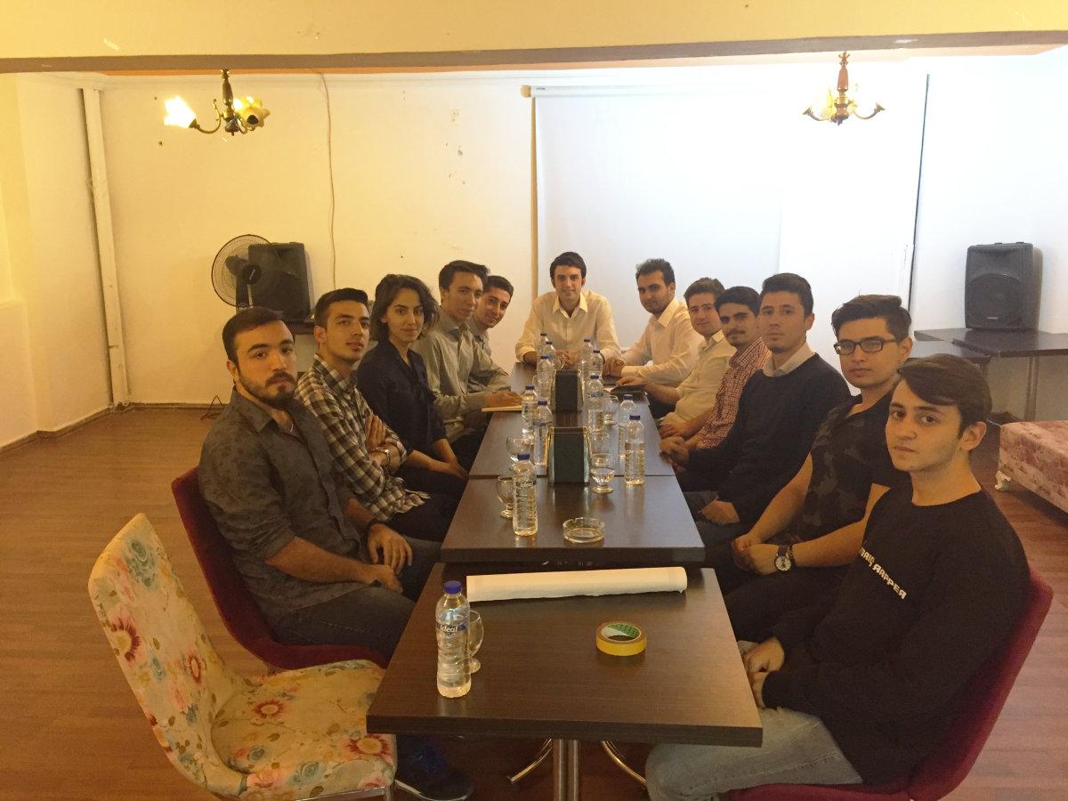 TGB Gaziantep 29 Ekim çalışmalarını başlattı