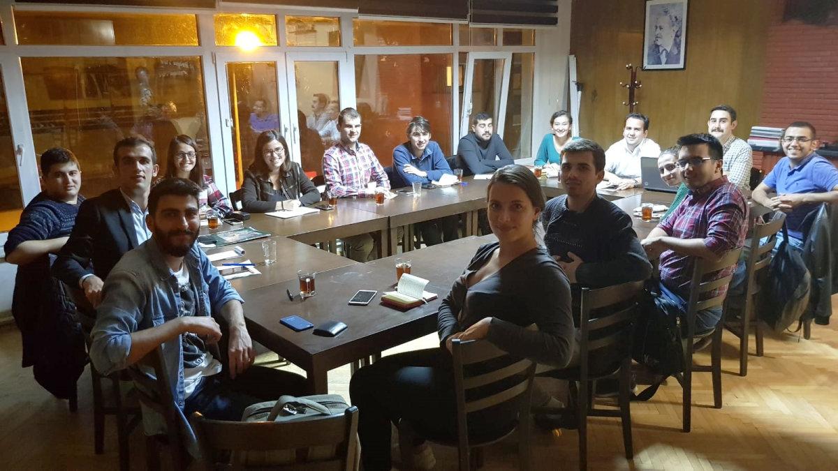 TGB Ankara Kongresi 13 Ekim'de Toplanacak