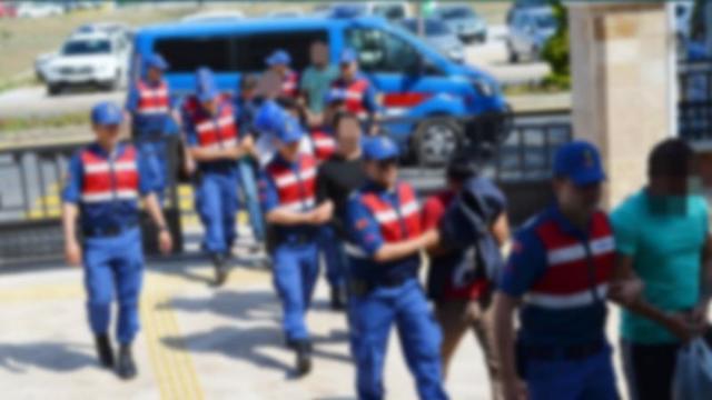 Terörle mücadelede büyük operayon: 203 gözaltı!
